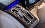 Mercedes-Benz S-Class S500 2020 first drive review - air vents