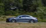 Mercedes-Benz S560 Coupe - hero side