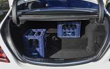 Mercedes-Benz S-Class S560e 2018 first drive review - boot