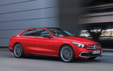 Mercedes-Benz C-Class render 2019 - tracking side