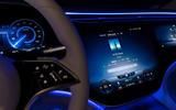 10 Mercedes EQS580 2021 FD infotainment