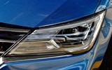 10 MG5 EV Headlight 2021 FD