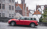 Mini Clubman Cooper 2019 first drive review - on the road side
