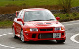 Mitsubishi Evo VI Tommi Makinen - front