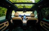 10 Nio ES8 European spec 2021 first drive cabin