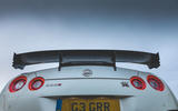 Nissan GT-R Nismo 2020 UK first drive review - spoiler