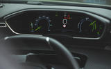 10 Peugeot 508 PSE 2021 UK first drive review instruments