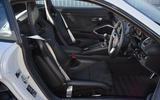 Porsche 718 Cayman GTS 2018 UK review cabin