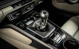 Porsche 911 Carrera S manual 2020 first drive review - CENTRE CONSOLE