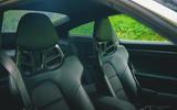 10 Porsche 911 GT3 Touring 2021 LHD UK seats