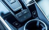 Porsche 911 Turbo S Cabriolet 2020 UK first drive review - centre console