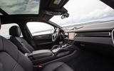 Porsche Cayenne E-Hybrid 2018 review interior