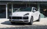 Porsche Cayenne E-Hybrid 2021 - front