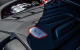 Porsche Cayenne GTS 2020 UK first drive review - engine
