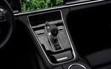 Porsche Panamera Turbo S Sport Turismo 2020 first drive review - centre console