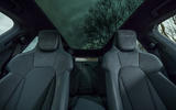 10 Porsche Taycan Cross Turismo 2021 LHD front seats