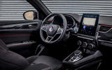 10 Renault Arkana 2021 UK FD dashboard