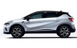 Renault Captur PHEV - static side