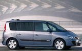 Renault Espace - static side
