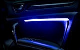 Renault Megane Sport 2020 UK first drive review - interior lighting