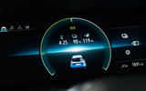 Renault Zoe 2020 UK first drive review - instruments