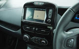 Renault Zoe R110 2018 UK first drive review infotainment