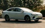 Roewe R ER6 2020 first drive review - on the road front