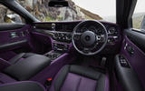Rolls Royce Ghost 2020 UK first drive review - dashboard