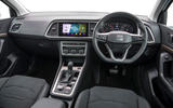Seat Ateca Xperience 2020 UK first drive review - dashboard