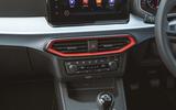 10 Seat Ibiza FL 2021 FD centreconsole