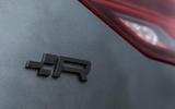 Seat Leon Cupra R 2018 UK review R badge