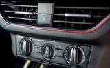 10 Skoda Kamiq Monte Carlo 2021 UK first drive climate controls