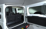 Suzuki Jimny 2018 UK first drive review - rear door