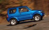 Suzuki Jimny - side