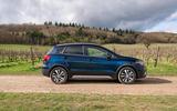 Suzuki SX4 S-Cross Hybrid 2020 UK first drive review - static side