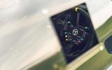 10 Tolman Talbot Sunbeam Lotus 2021 first drive review steering wheel