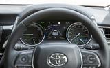 10 Toyota Camry 2021 FD GaugeCluster
