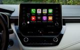 Toyota Corolla 2.0 XSE CVT 2019 review - infotainment
