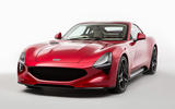 TVR Griffith - static front