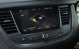 Vauxhall Grandland X Hybrid4 2020 UK first drive review - drive mode graphics