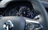 10 Vauxhall Insignia SRI VX line 2021 UK FD instruments
