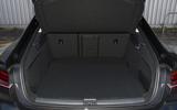 Volkswagen Arteon 1.5 EVO 2018 UK review boot
