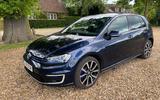 Volkswagen Golf 2015 - static front