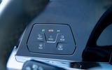 Volkswagen Golf 2020 first drive review - ADAS controls