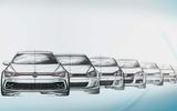 Volkswagen Golf sketch