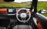 10 volkswagen id 3 2020 uk fd dashboard