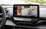 10 Volkswagen ID4 GTX 2021 FD infotainment