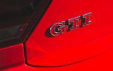 Volkswagen Polo GTI 2018 long-term review - rear GTI badge
