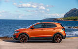 Volkswagen T-Cross 2019 first drive review - static side