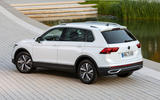 Volkswagen Tiguan eHybrid 2020 first drive review - static rear